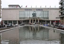 facade du casino Kursaal